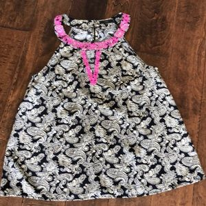 THML Paisley top